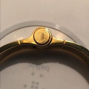 Hermes bracelet gm hinged